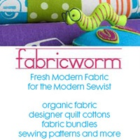 fabricworm button 200
