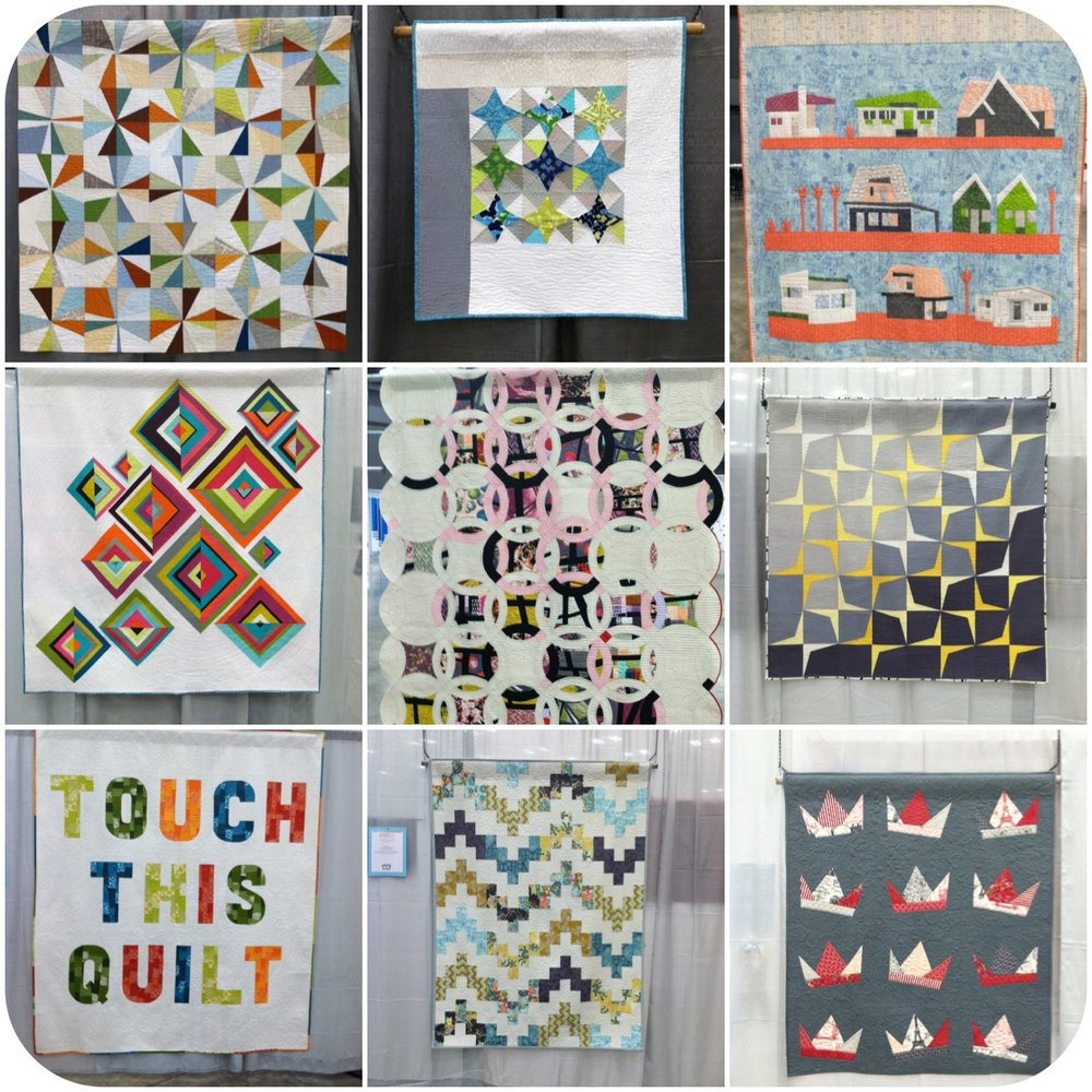 QuiltCon 2013 Quilts