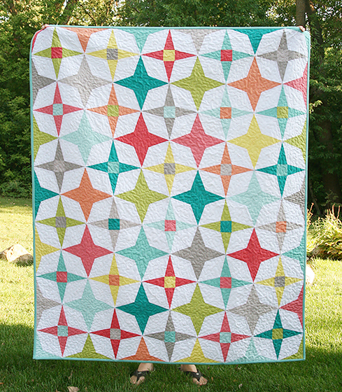 Twilight Quilt by Fresh Lemons Quilts: Faith