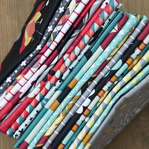 Nordika Fabric by Jeni Baker for Art Gallery Fabrics