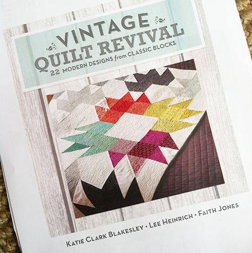 Vintage Quilt Revival Inside Title Page : Fresh Lemons Quilts