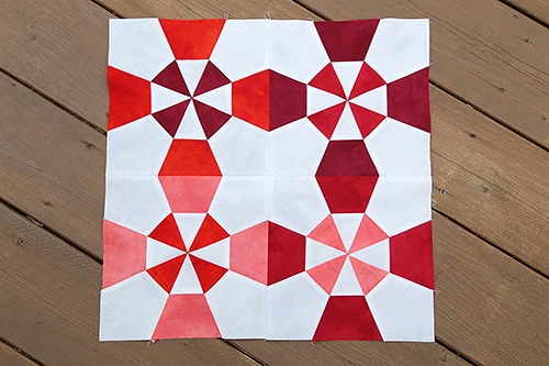 Lighthouse Quilt Block by Fresh Lemons Quilts : Faith