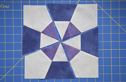 Lighthouse Quilt Along by Fresh Lemons Quilts