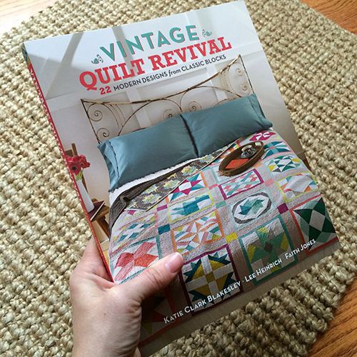 Vintage Quilt Revival : Fresh Lemons Quilts