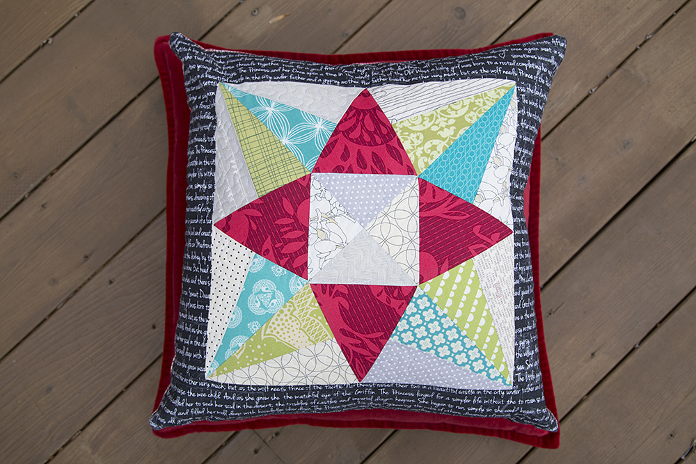 Star Bright Quilts ~ Pattern from book Vintage Quilt Revival