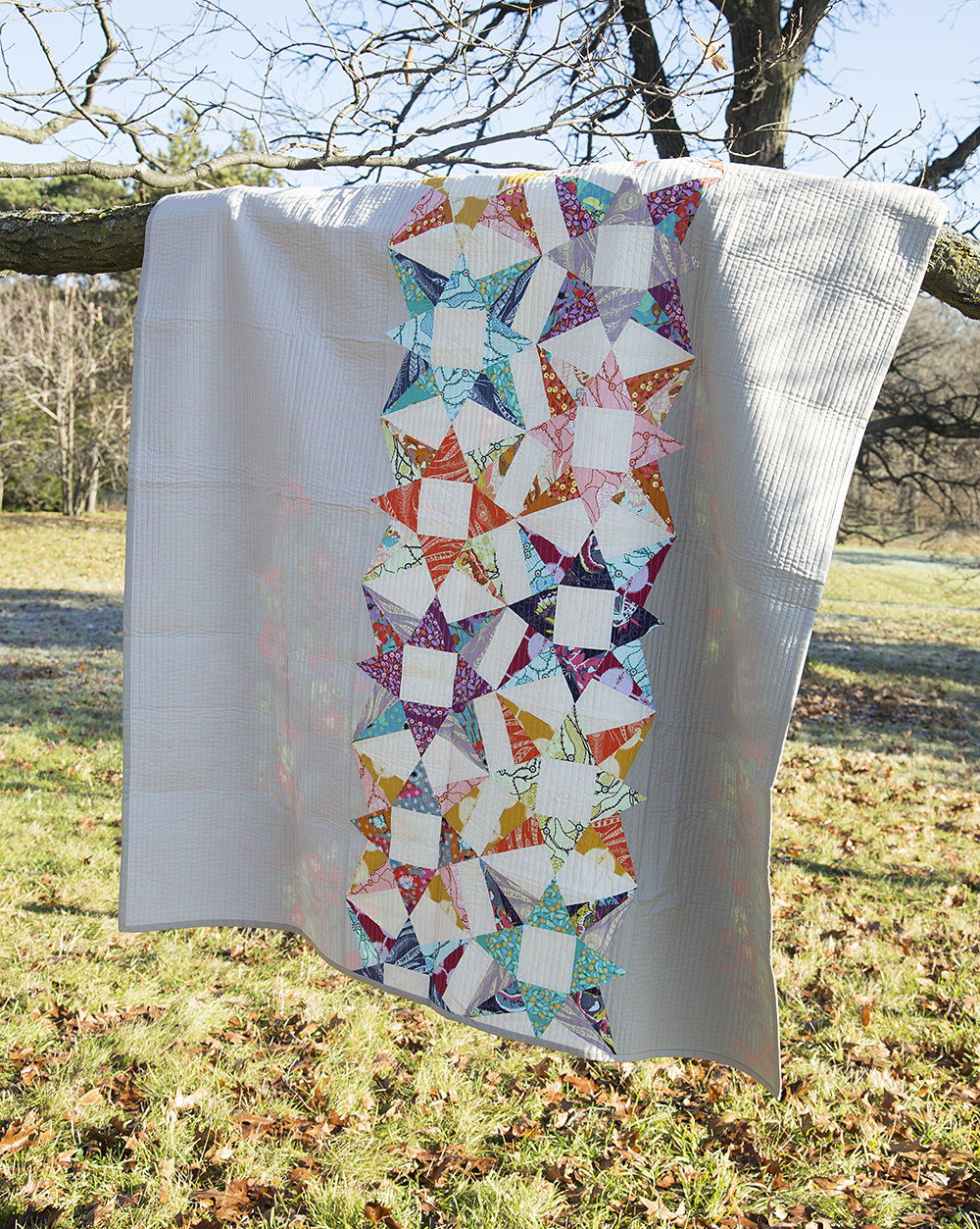 Star Bright Quilt ~ Pattern from book Vintage Quilt Revival