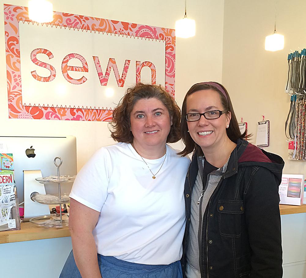 Sewn Studio, Cincinnati