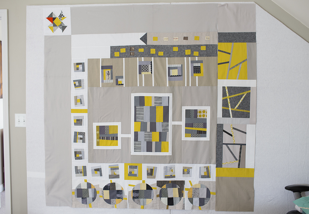 The Traveling Quilts : Fresh Lemons Quilts