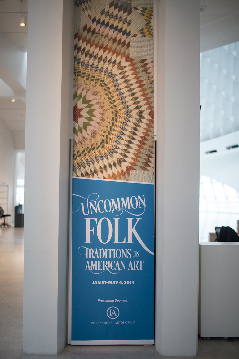 Milwaukee Art Museum : Fresh Lemons Quilts