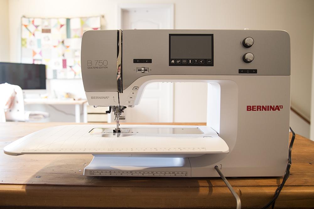 BERNINA Sewing Machines : Fresh Lemons Quilts