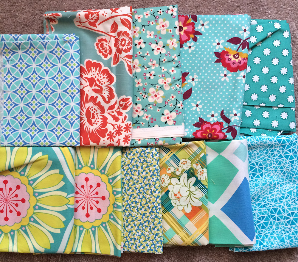 How to: Instagram Fabric Destash ~ Fresh Lemons Quilts