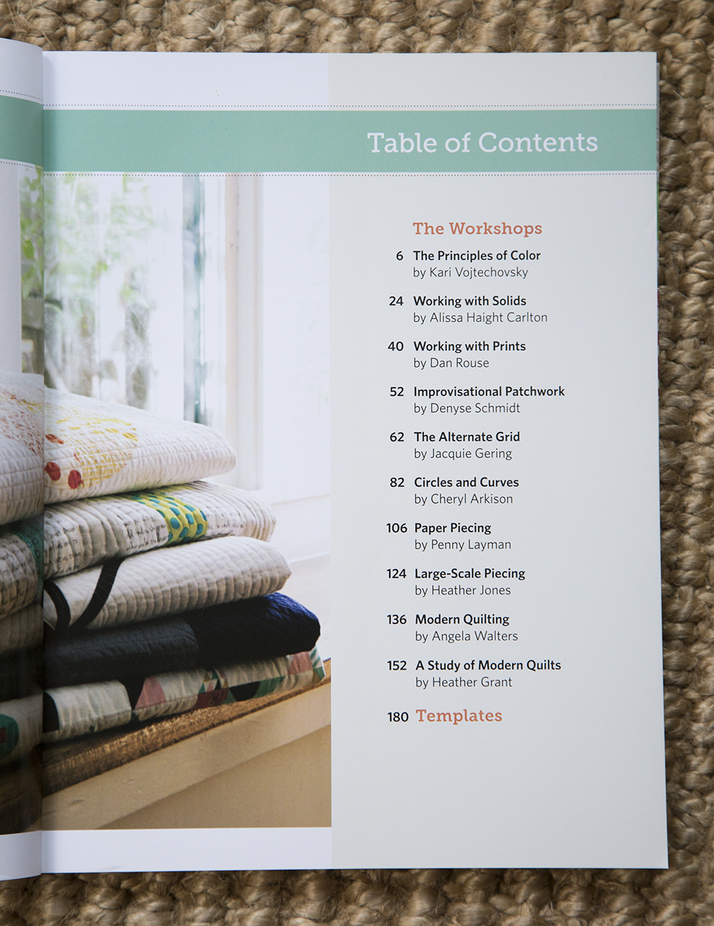 Lucky Spool's Essential Guide to Modern Quilt Making