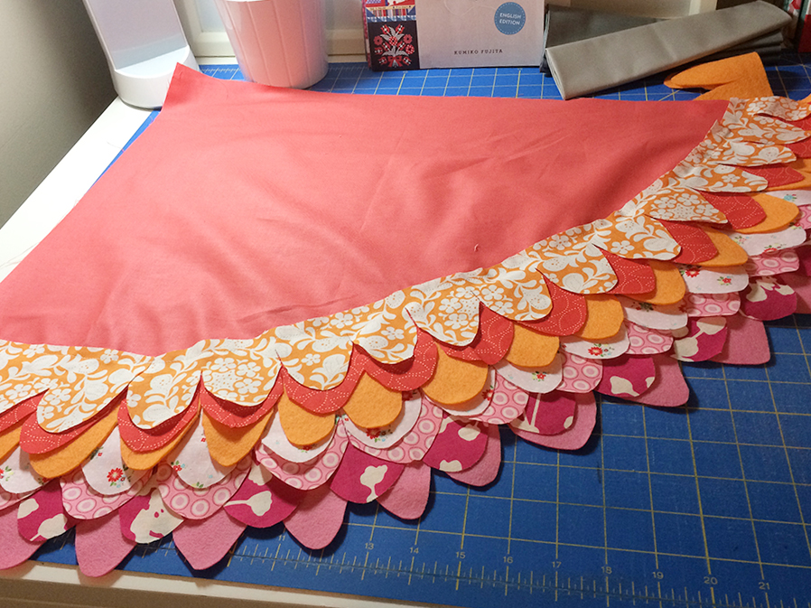 Bird Wings : Fresh Lemons Quilts