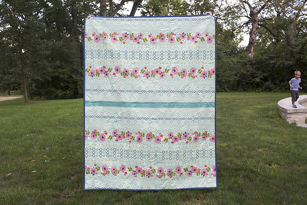 Travel Home Quilt : Fresh Lemons Quilts