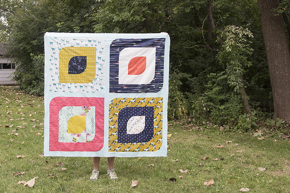 Petal Pusher : Fresh Lemons Quilts