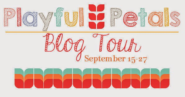 Playful Petals Blog Hop by Corey Yoder : Fresh Lemons Quilts