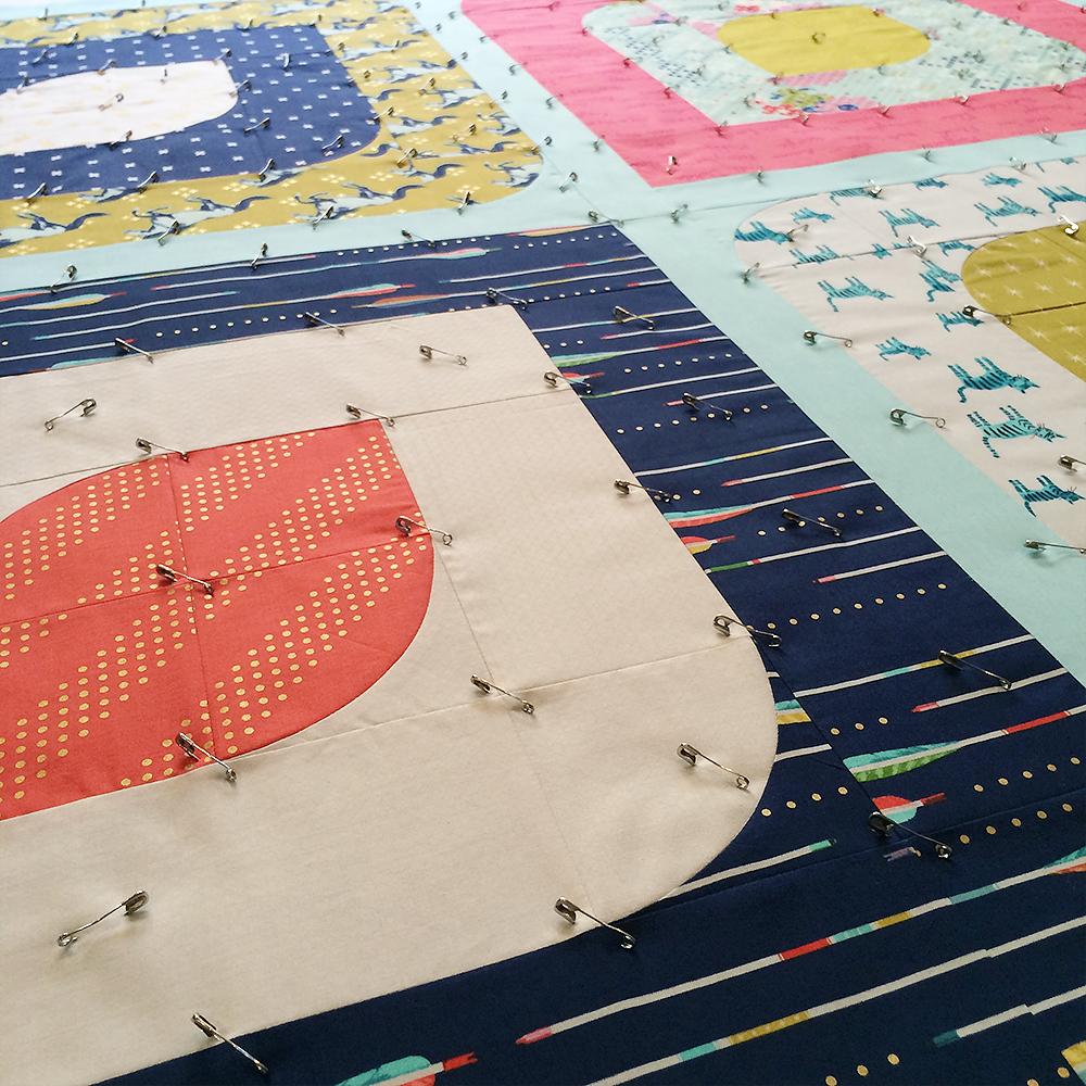 A Quilter's Mixology Quilt : Fresh Lemons Quilts
