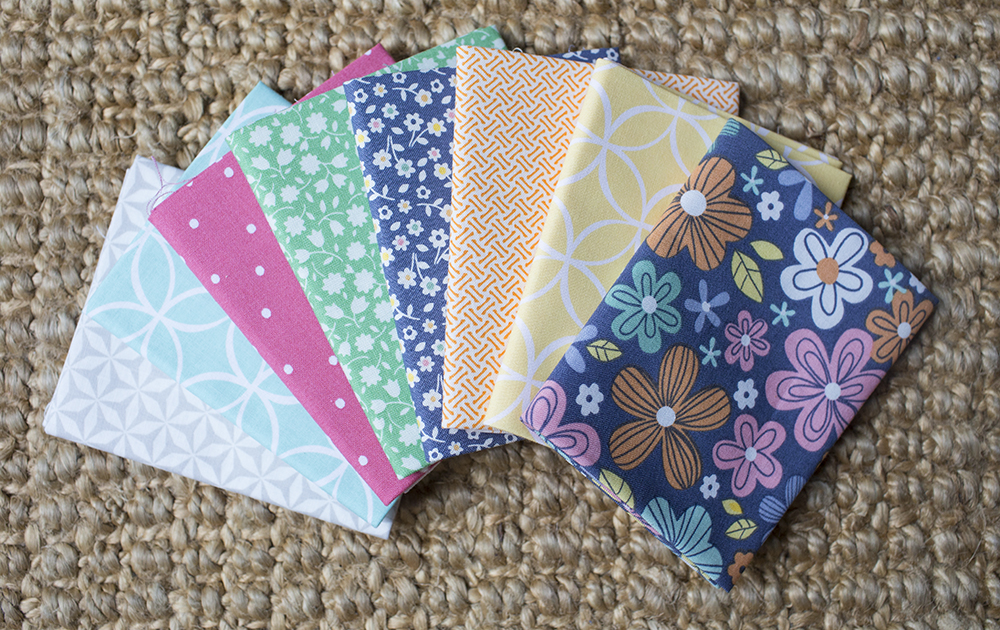 Fort Worth Fabric Studio - Fresh Lemons Quilts Birthday Bundle