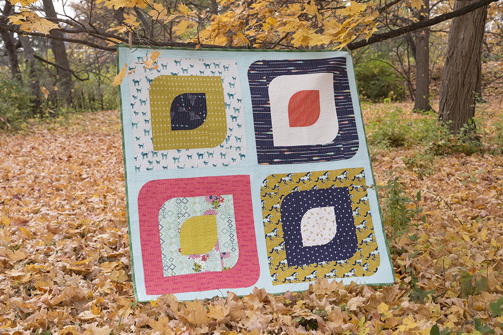 Petal Pusher Quilt : Fresh Lemons Quilts