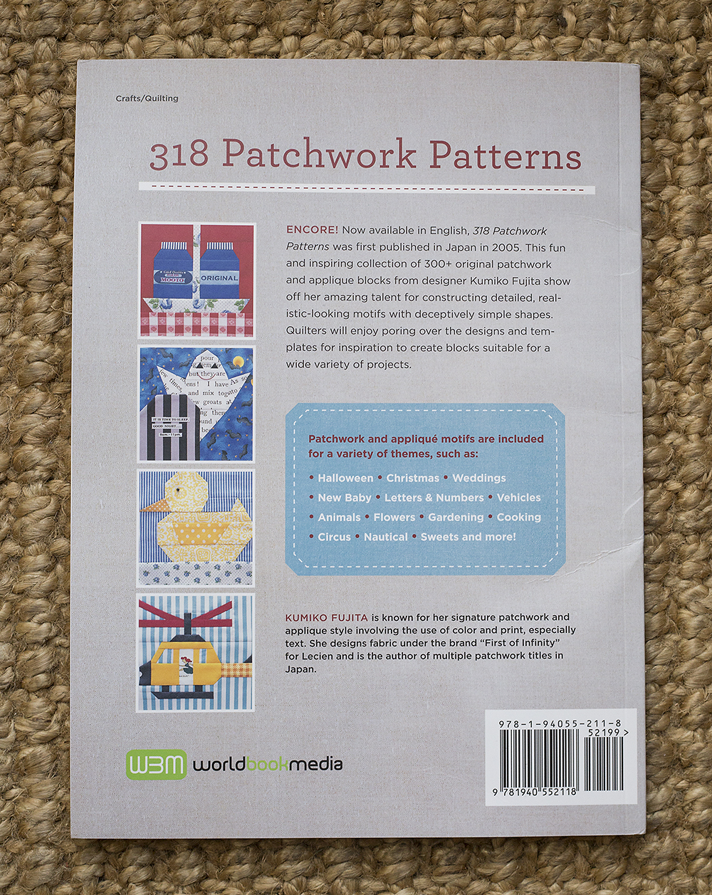 318 Patchwork Patterns : Fresh Lemons Quilts