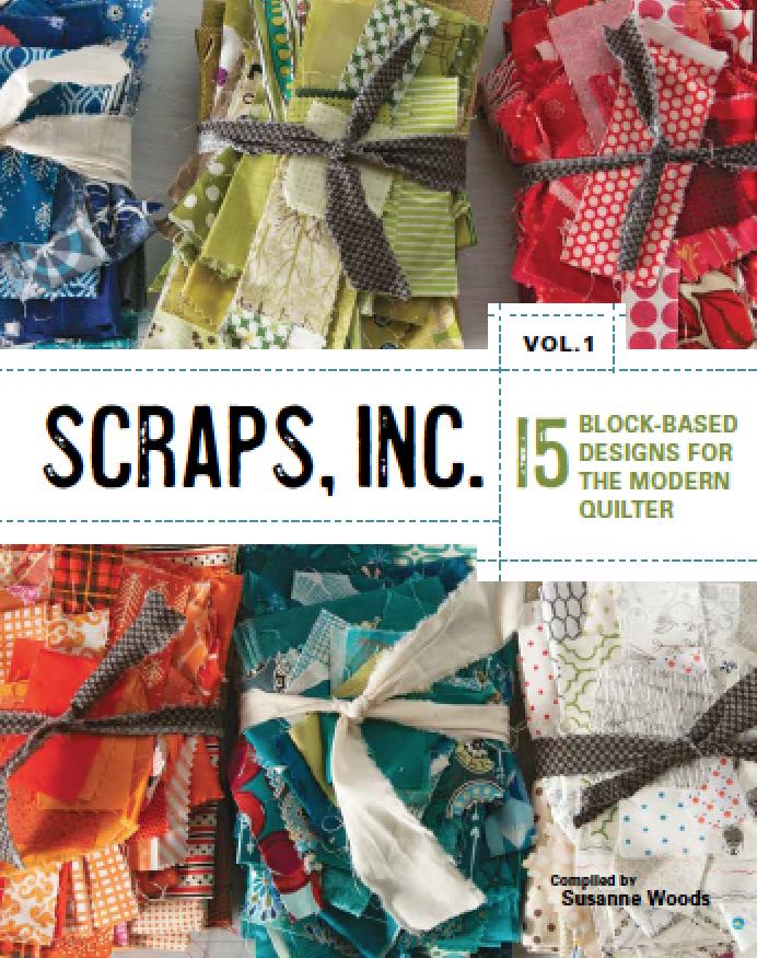 Scraps, Inc : Fresh Lemons Quilts
