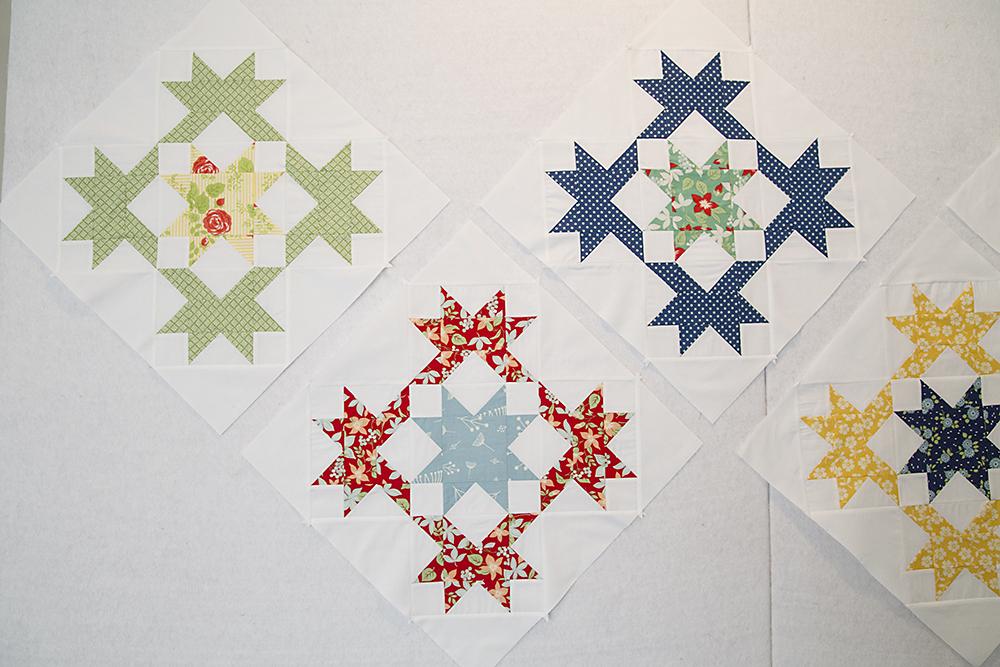 Splendor Quilt Progress : Fresh Lemons Quilts