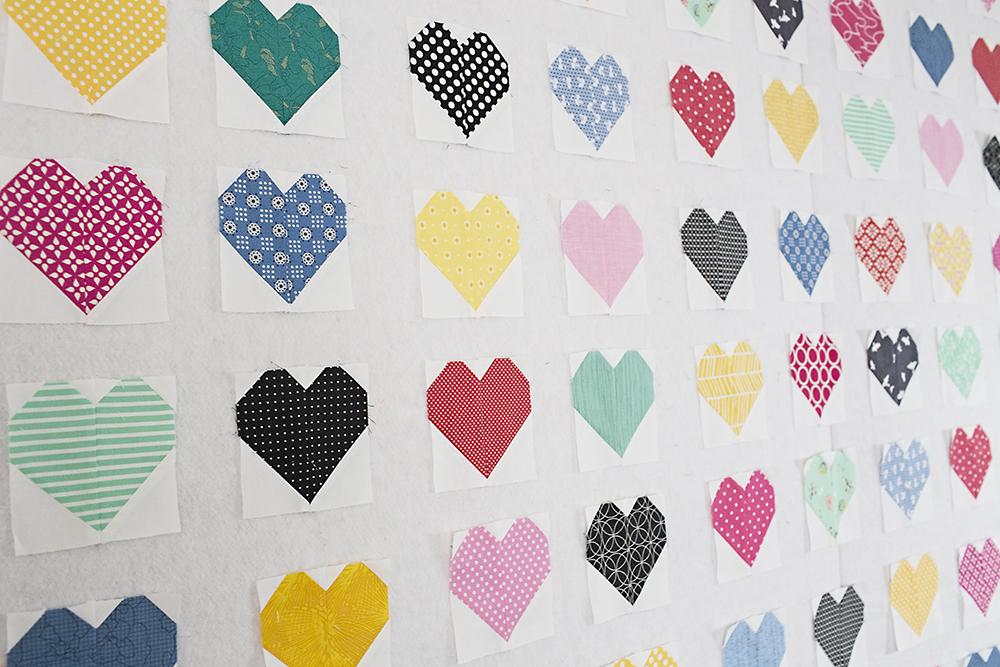 Hanna Hearts Quilt