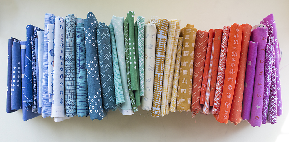 Fabric Pull : Fresh Lemons Quilts