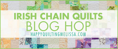 Irish Chain Quilts by Melissa Corry