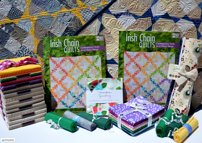 Irish Chain Quilts Blog Hop Prizes