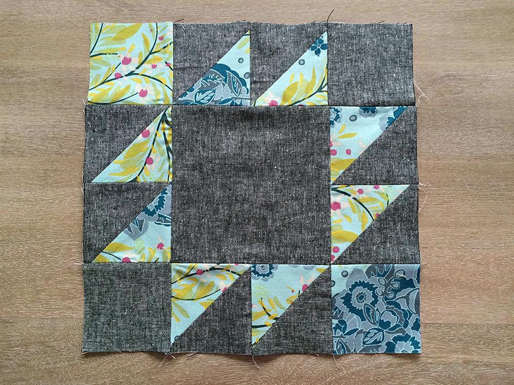 Quilt Progress : Fresh Lemons Quilts