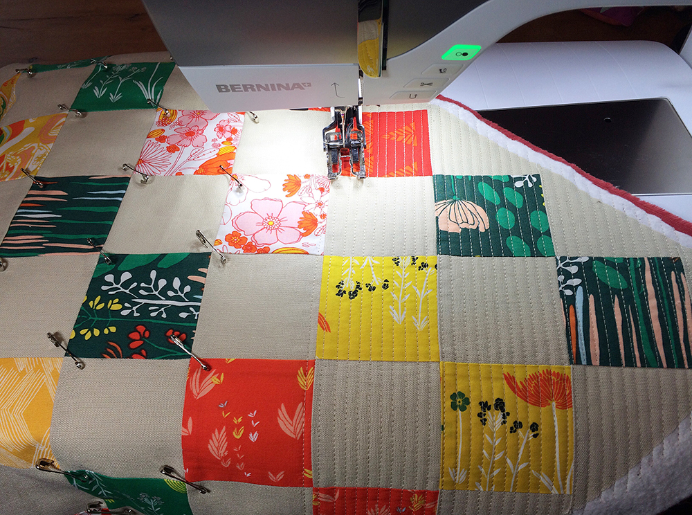 Fall Patchwork : Fresh Lemons Quilts
