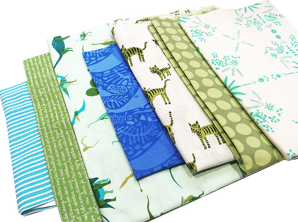 Rag Quilts Fabric Pull : Fresh Lemons Quilts