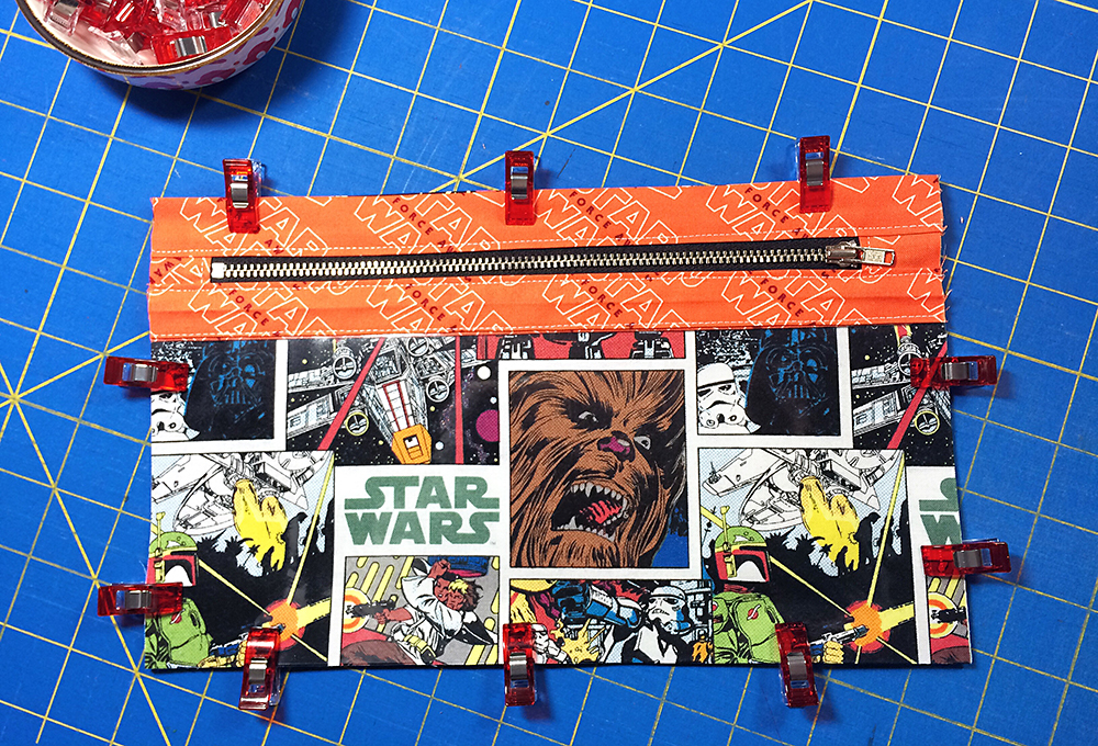 Maker's Tote Take Two : Star Wars Edition : Fresh Lemons Quilts