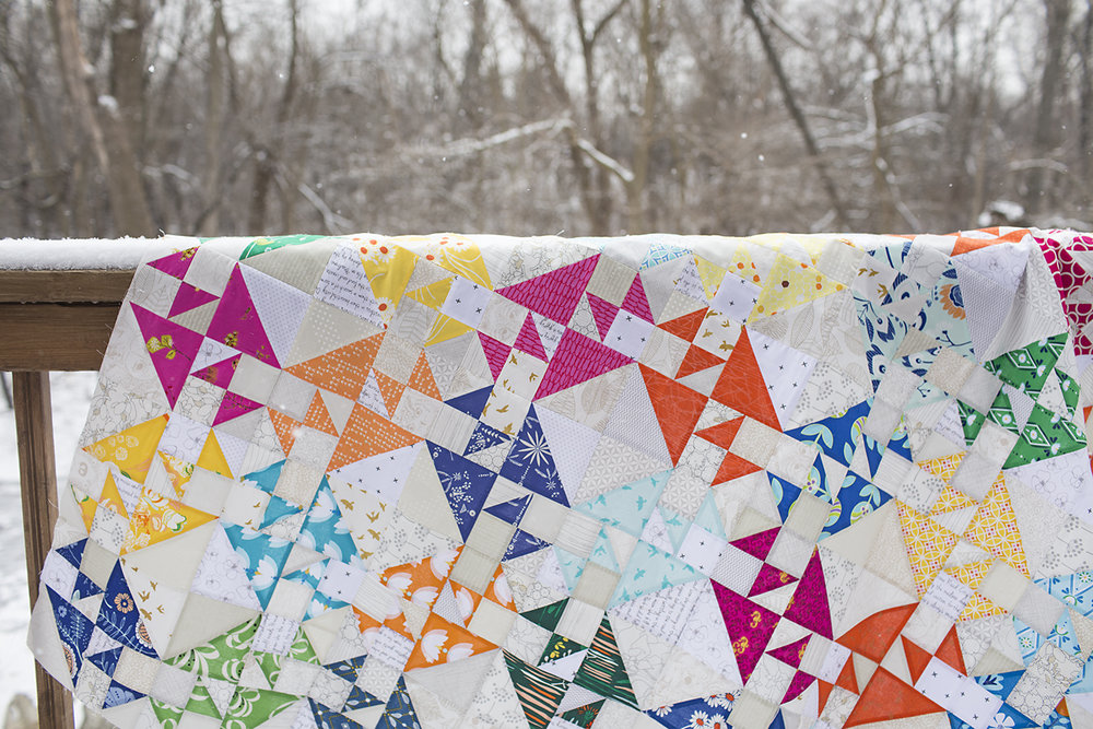 Crosses and Losses : Fresh Lemons Quilts