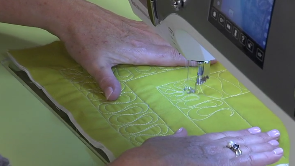 Modern Machine Quilting with Catherine Redford : Fresh Lemons Quilts