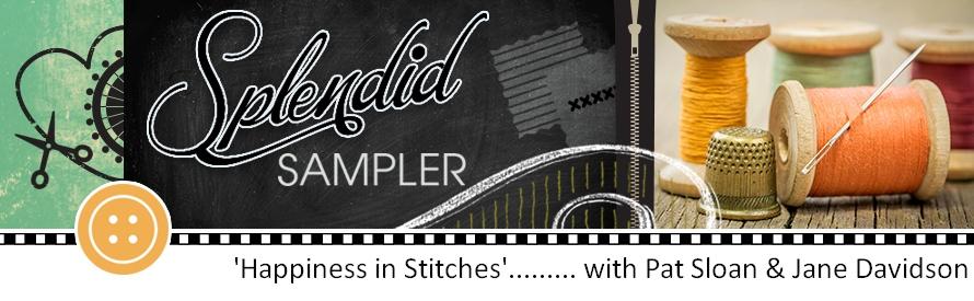 The Splendid Sampler Sew Along