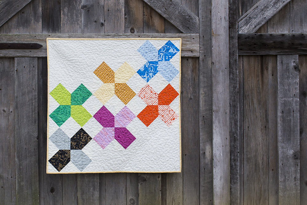Mayflower Quilt : Fresh Lemons Quilts