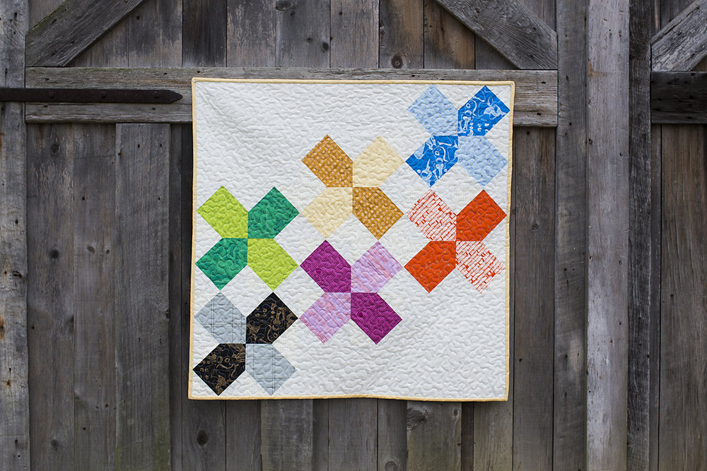 Mayflower Quilt : Fresh Lemons Quilts