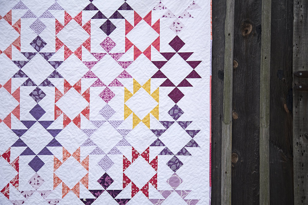 Picnic Point Quilt : Fresh Lemons Quilts