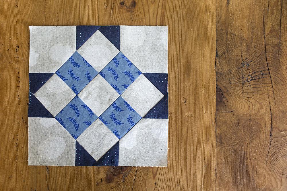 Union Square Quilt Block : Fresh Lemons Quilts