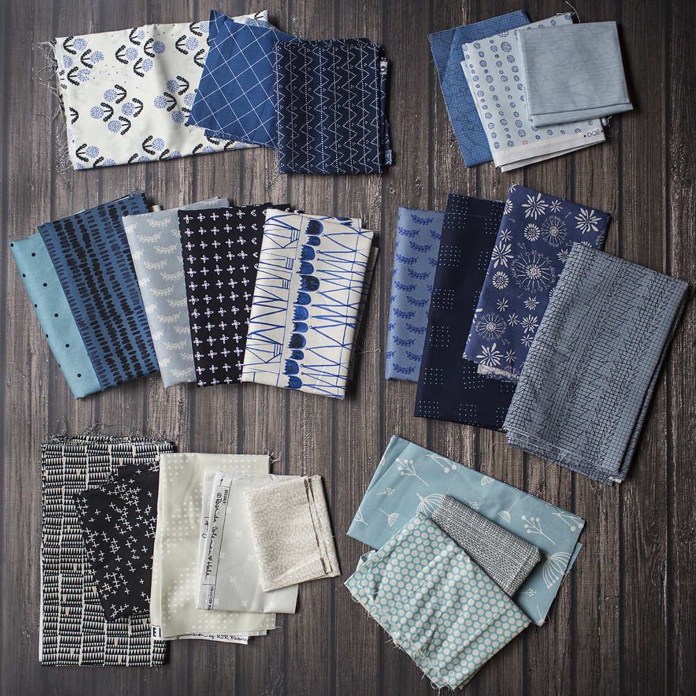 Moody Fabric Pull : Fresh Lemons Quilts