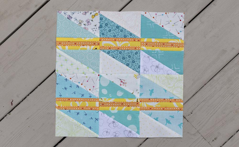 Summer Sampler 2016 : Week 10 / Parallel by Holly DeGroot