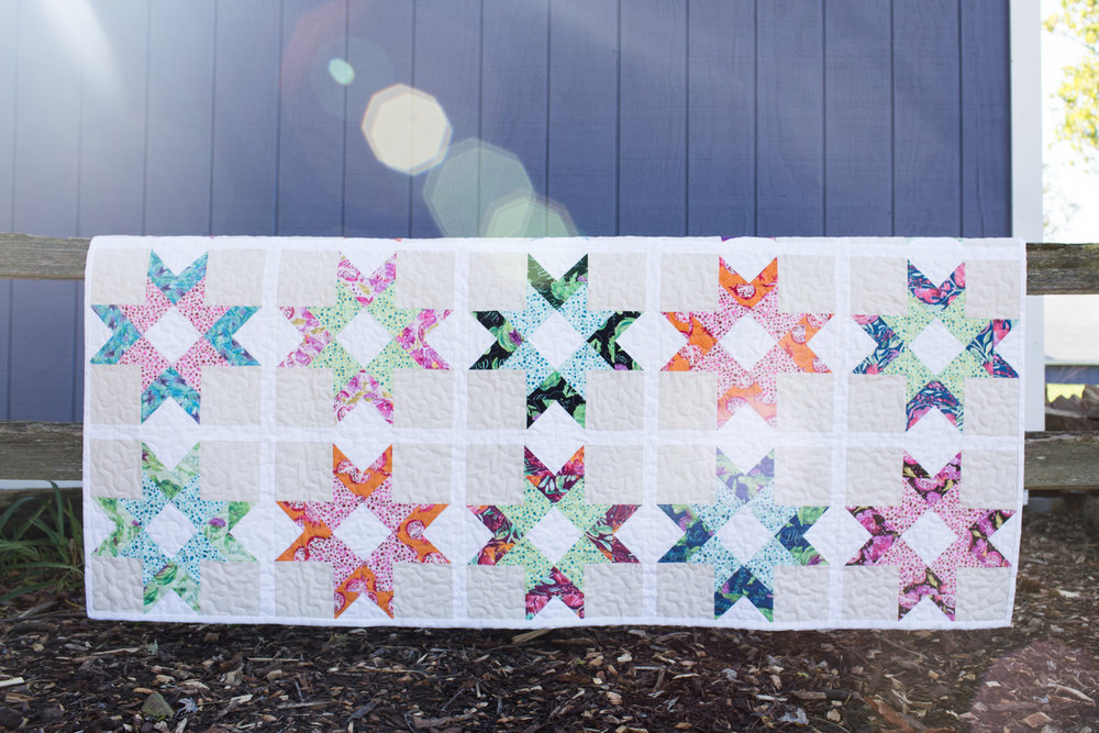 Santa Ana Quilt : Pattern Available at Fresh Lemons Quilts