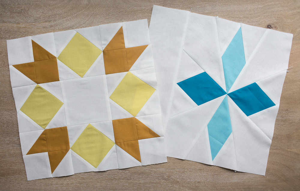 Week 3 : Snowflakes and Golden Stars -