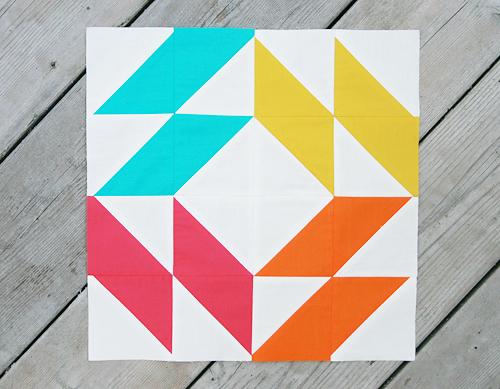 Block 3 : Mosaic -