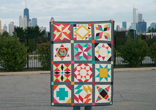 My Finished Quilt -