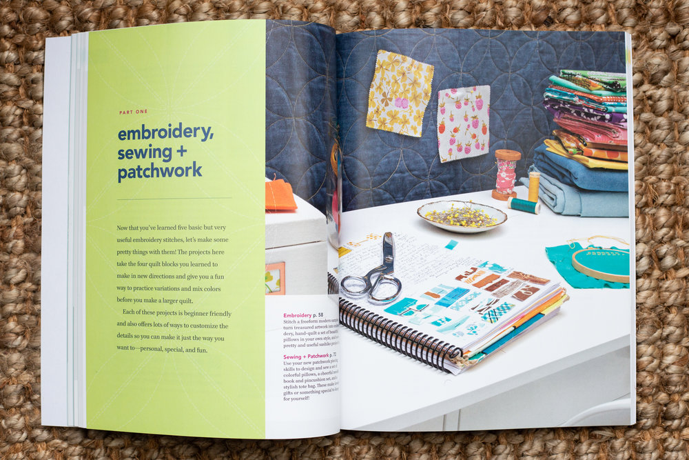 Sew + Quilt by Susan Beal