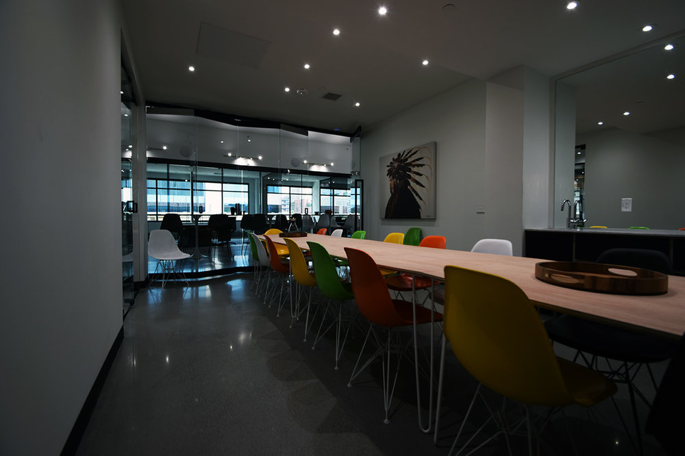 control - Lighting, Costs & Environments