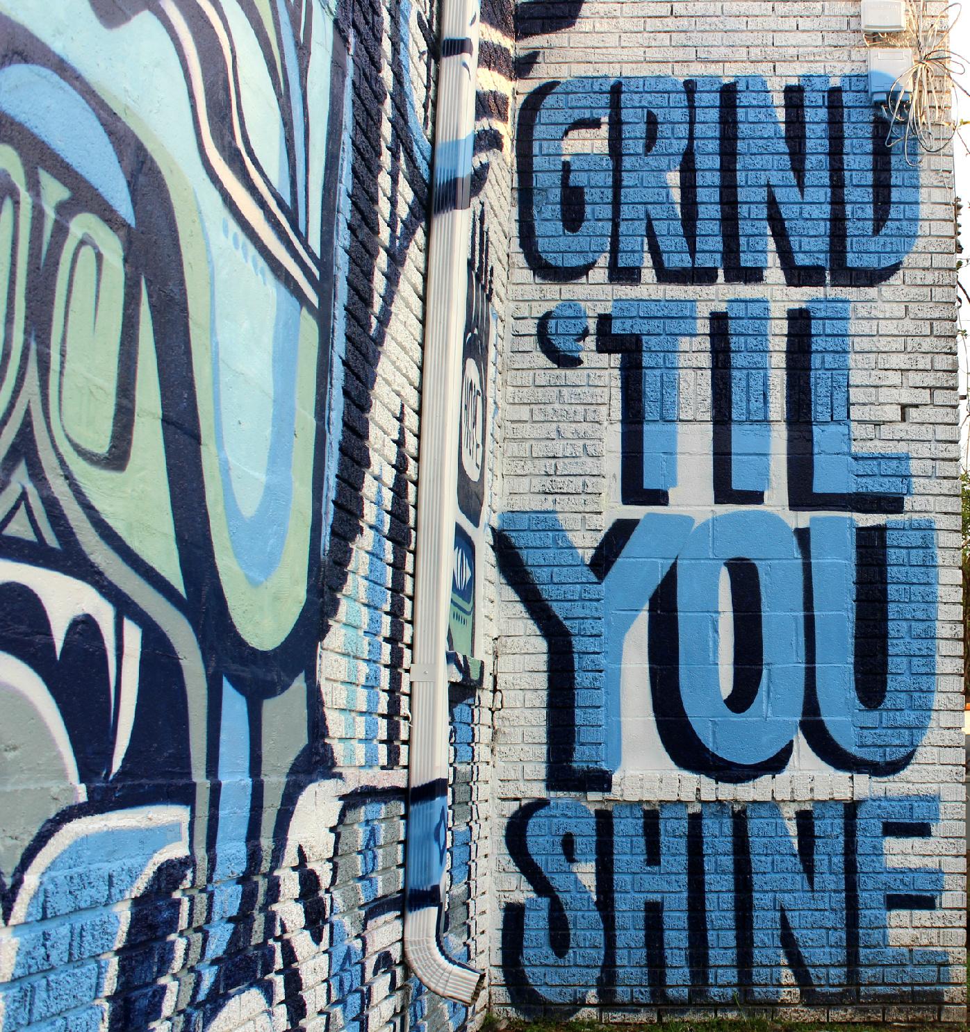 "Brandon Marshall ""Grind Til You Shine"""